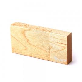 Лот 10шт. Флешка деревянная Classic