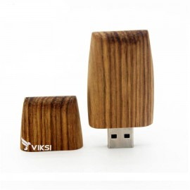 Флешка деревянная Perfection