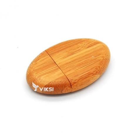 Флешка деревянная Solo