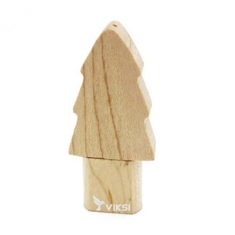 Флешка деревянная Woody