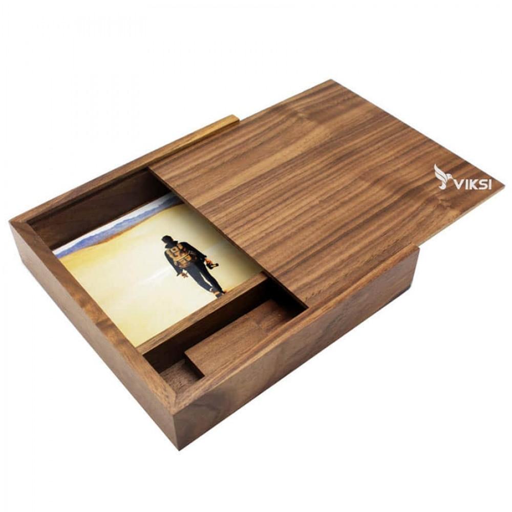Коробочка MAGIC для фото 10х15 и флешки