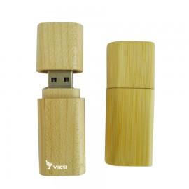 Флешка деревянная Light