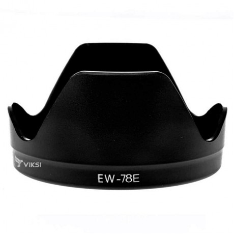 Бленда EW-78E для Canon EF-S 15-85 f/3.5-5.6 IS