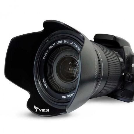 Бленда EW-73B для Canon EF-S 17-85mm f/4-5.6 USM