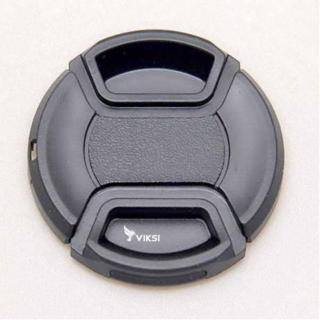Передняя крышка для объектива фотоаппарата Canon, Nikon, Sony
