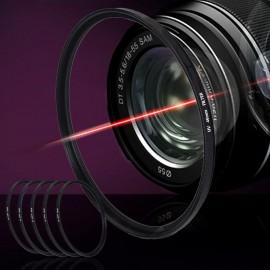 Светофильтры UV 40.5, 43, 46, 49, 52, 55, 58, 62, 67, 72, 77, 82 мм для объективов
