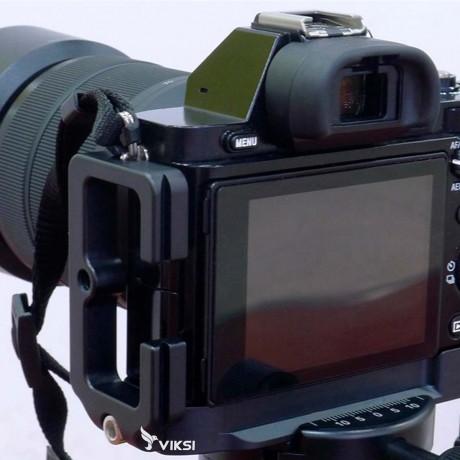 L-кронштейн, крепление для камеры Sony A7, A7R