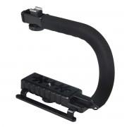 Ручка стабилизатор SteadyCam для камер с доп. аксессуарами (подкова)