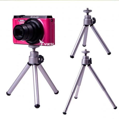 Стальной штатив для телефона или GoPro