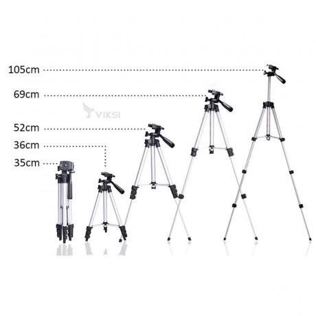 Штатив для фотоаппарата WT3110A (до 3 кг)