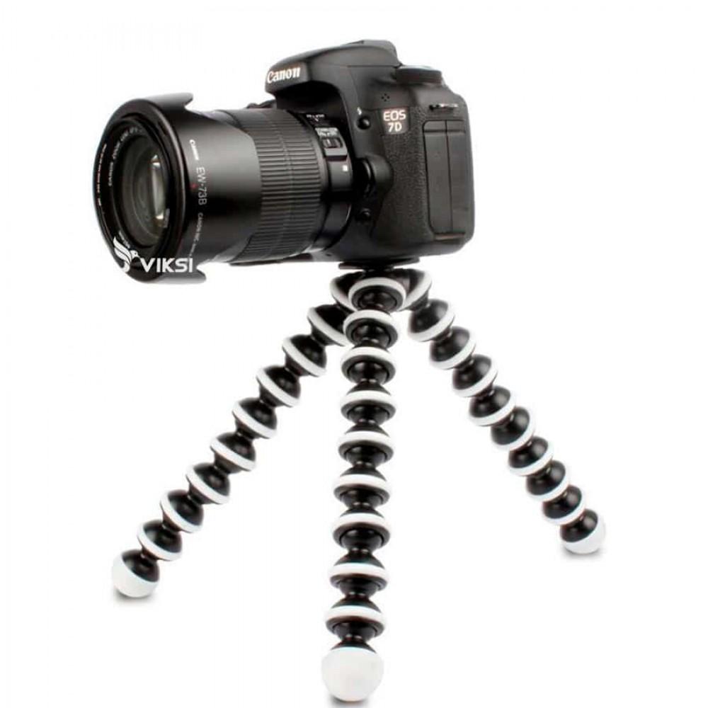 Гибкий штатив для фотоаппаратов DSLR (до 5 кг)