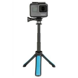 Монопод, телескопическая селфи-палка для iphone, Gopro, Xiaomi
