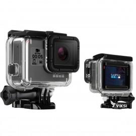 Водонепроницаемый бокс для GoPro 5 + крышка