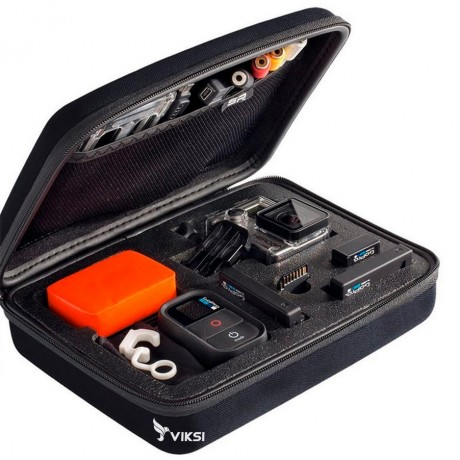 Чехол-кейс Universal для екшин камер GoPro Hero 3, 4, 5