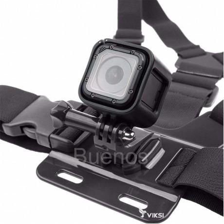 Крепление на грудь для GoPro + защелка