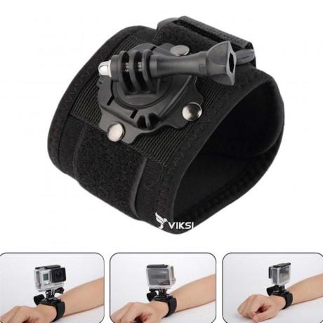Ремень, поворотное крепление на руку, кисть для GoPro