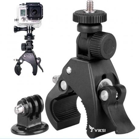 Крепление для камеры GoPro на руль велосипеда