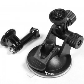 Вакуумная присоска держатель GoPro + крепление