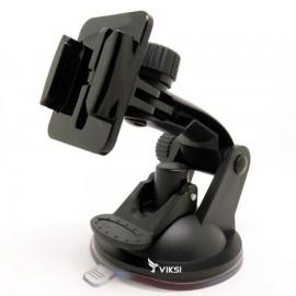 Вакуумная присоска держатель для видеорегистратора, крепление GoPro