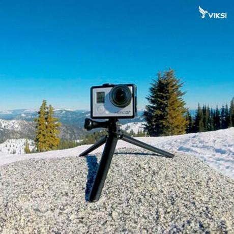 Складной монопод  для GoPro (селфи-палка)