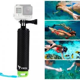 Ручка поплавок с пробкой для екшин камер GoPro