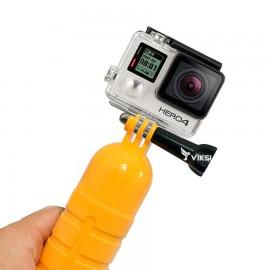 Ручка поплавок для екшин камер GoPro