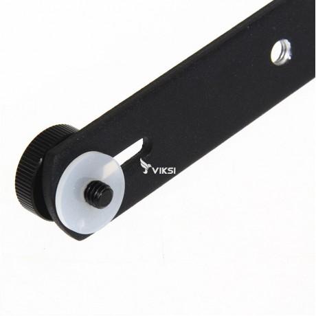 Планка, крепление для накамерных вспышек или микрофона
