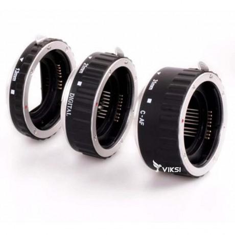 Кольца автофокусные для макросъемки для Canon