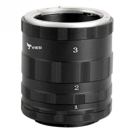 Макрокольца для фотоаппаратов Nikon (не автофокусные)