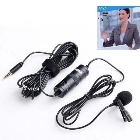 Петличный микрофон, петличка BOYA BY-M1