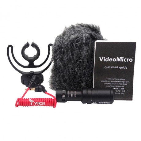 Накамерный микрофон Rode VideoMicro