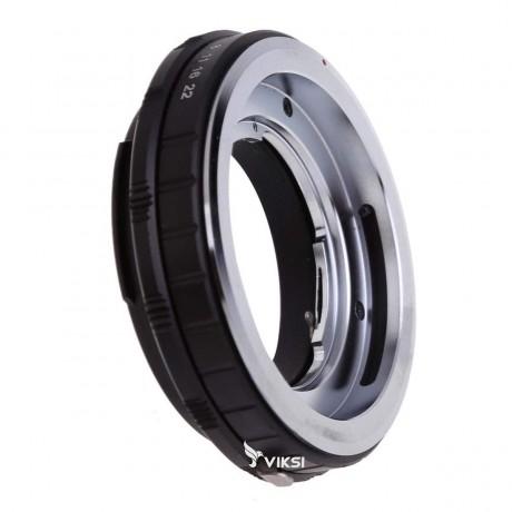 Переходник (адаптер) Deckel DKL на Canon EOS