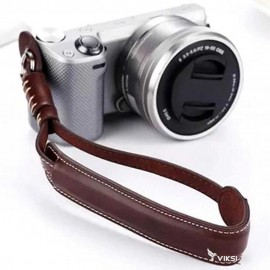 Ремешок на руку для фотоаппарата (коричневый)