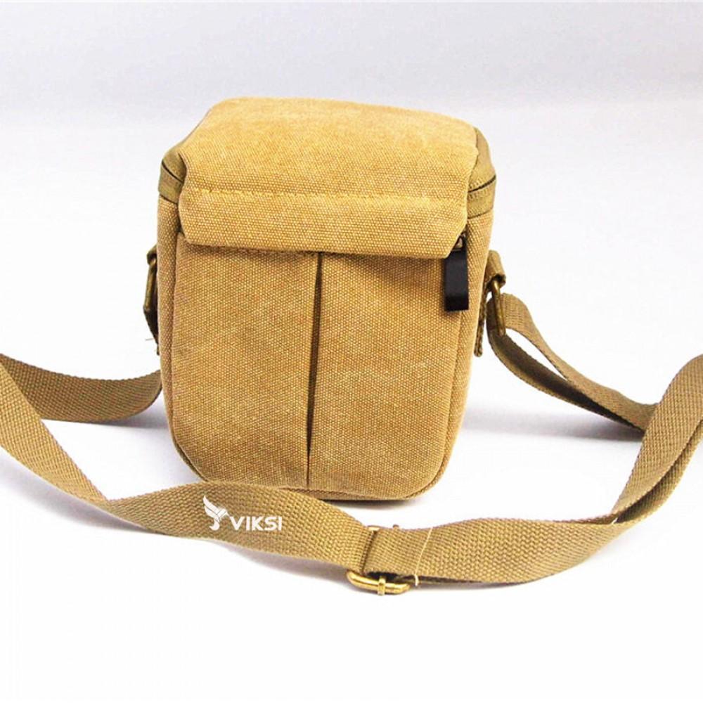 Фото сумка Vintage для беззеркальных камер