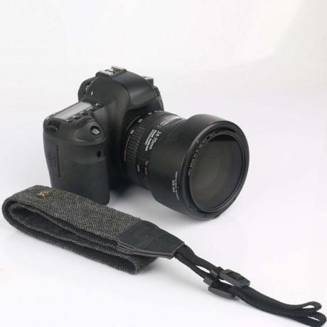Винтажный нашейный универсальный ремень для фотоаппарата (Gray)