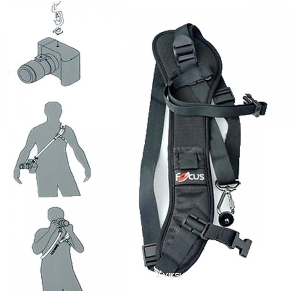 Плечевой ремень быстрого доступа, крепление для фотоаппарата Focus F1