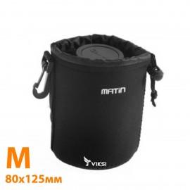 Неопреновый чехол Matin M 80х125мм для объектива