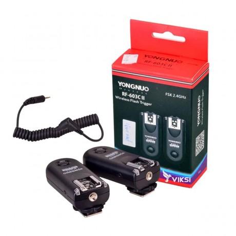Радиосинхронизатор Yongnuo RF-603N II для Nikon N1/N3