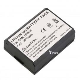 Аккумулятор LP-E10 для Canon EOS 1100D  (2000 mah)