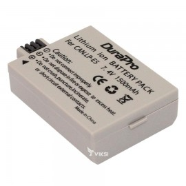 Аккумулятор LP-E5 для Canon EOS 1000D, 450D, 500D (1500mah)