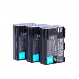 Аккумулятор LP-E6 для Canon EOS 6D, 7D, 60D, 70D, 5D Mark II (III)