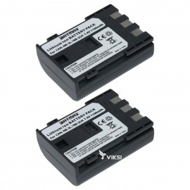 Аккумулятор NB-2L, NB-2LH для Canon EOS 350D, 400D, PowerShot G7, G9, S30, S80