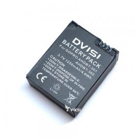 Аккумулятор AHDBT-201, 301 для GoPro Hero 3, 3+ (1250 мАч)