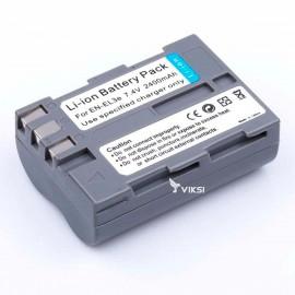 Аккумулятор EN-EL3e для Nikon D300, D70, D90, D700 (2400 мА*ч)