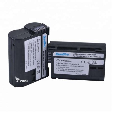 Аккумулятор Nikon EN-EL15 ENEL15 D500 D600 D610 D750 (1900mah)