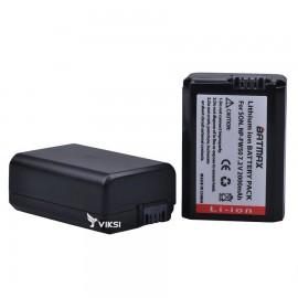 Аккумулятор NP-FW50 для Sony A7R, A3000, NEX-5 (2000 мА*ч) Batmax