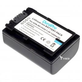 Аккумулятор NP-FW50 для Sony A7R, A3000, NEX-5 (1200 мА*ч)