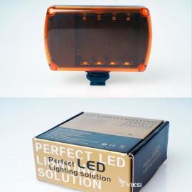 Накамерный светодиодный свет для фото видео 850LUX