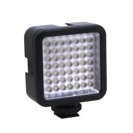 Накамерный светодиодный свет для фото видео (49 светодиодов)