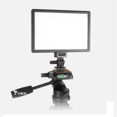 Накамерный постоянный свет Viltrox L116T  + аккумулятор
